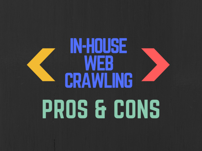 IN HOUSE WEB CRAWLING